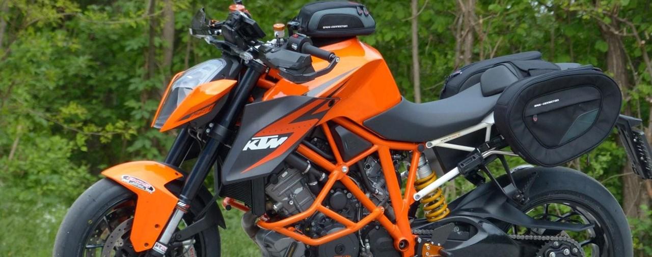 KTM 1290 SuperDuke Tourer