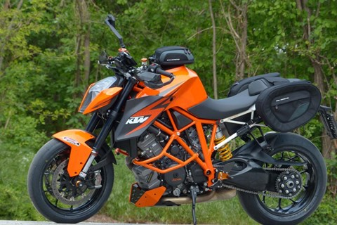KTM 1290 SuperDuke Tourer