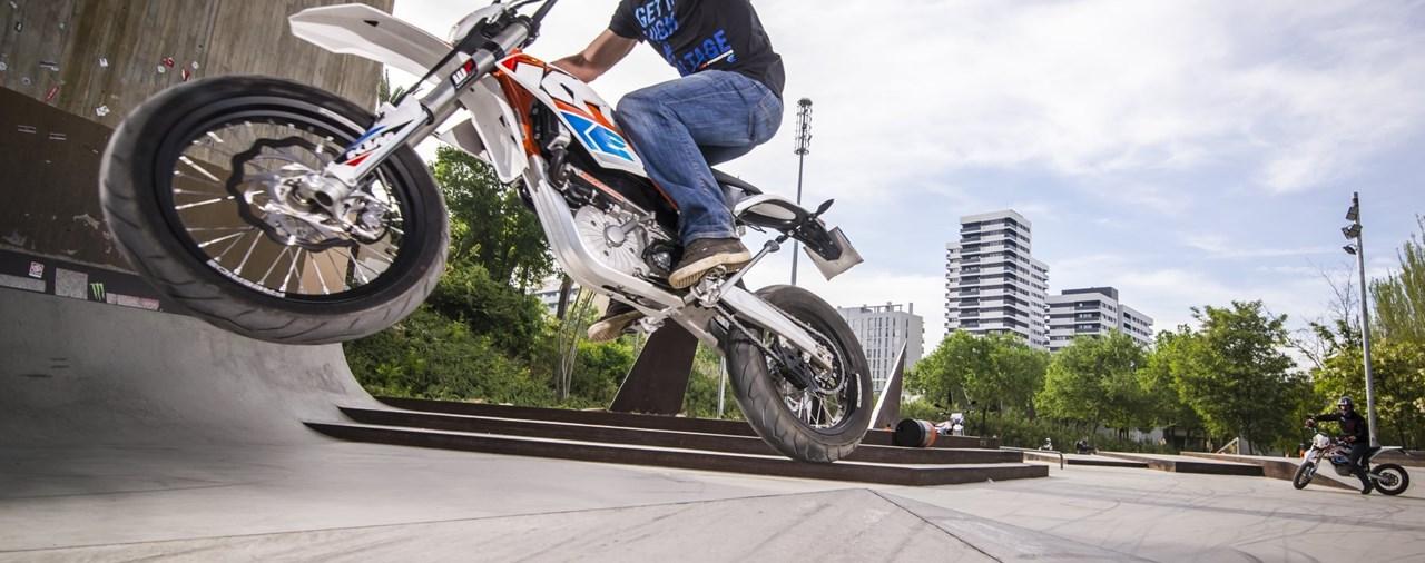 KTM Freeride E-SM Testbericht