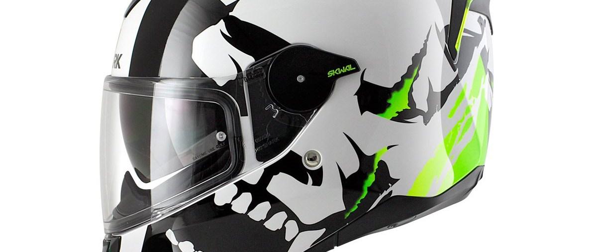 Shark Skwal LED Helm