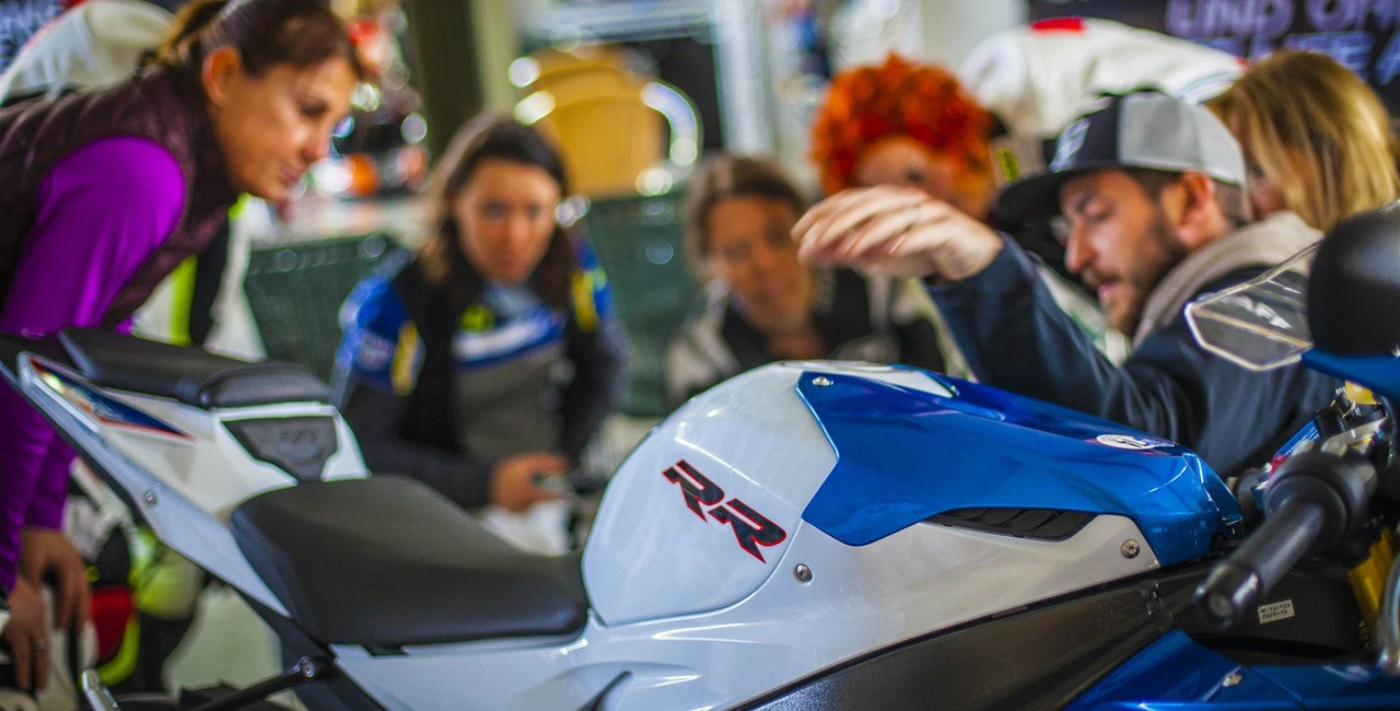 FIM Women's Training Camp 2015