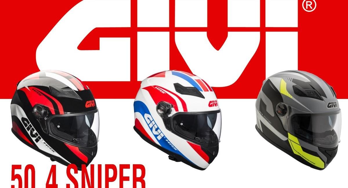 Der neue 50.4 SNIPER von Givi