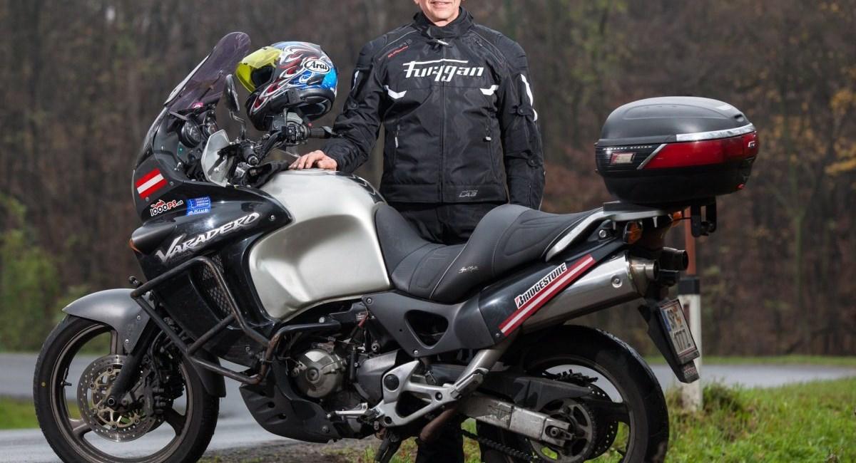 Motorradreifen Laufleistung Dauertest