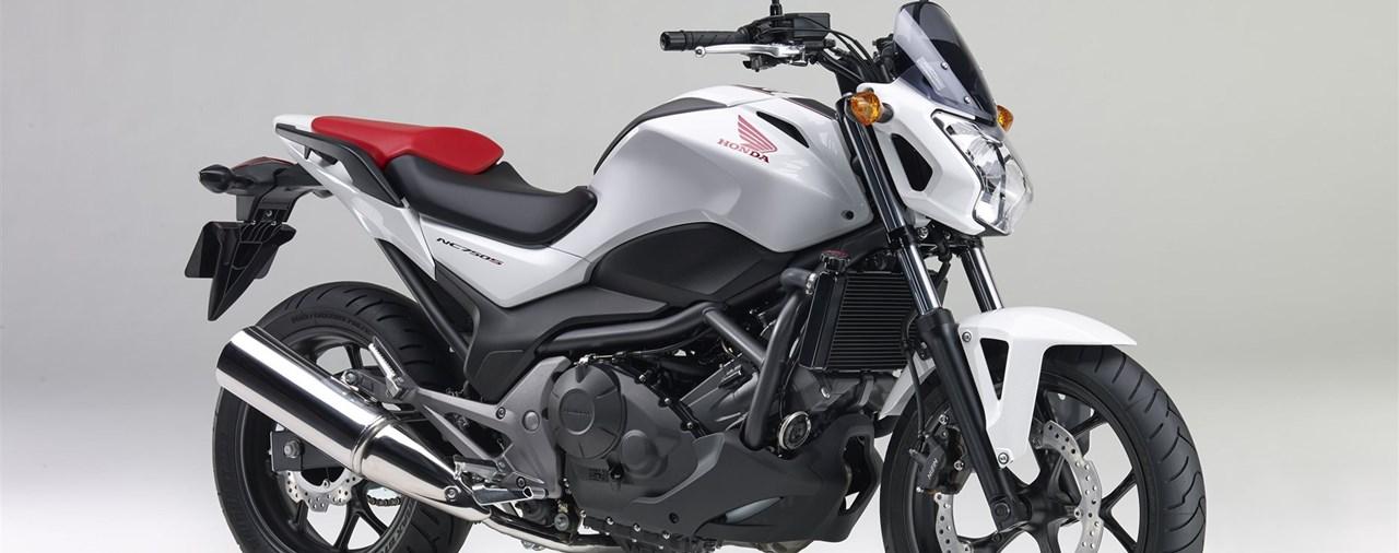 Honda NC750S Limited Edition 2015