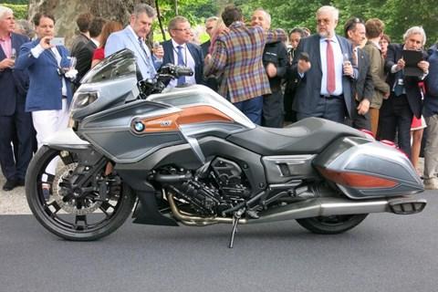 BMW Concept 101 Custombike