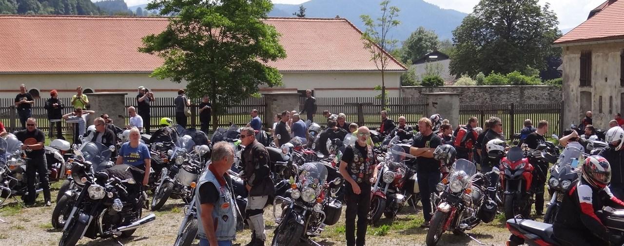 21. Internationales Moto Guzzi-Treffen in Kirchberg am Wechsel