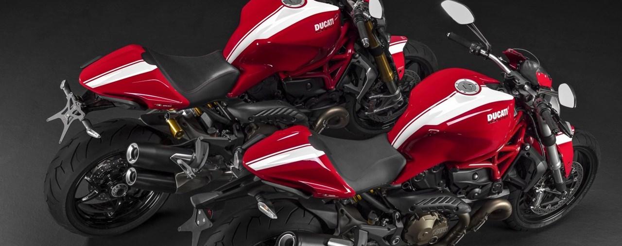 Ducati Monster Stripe