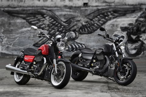 Moto Guzzi Proud Days 2015