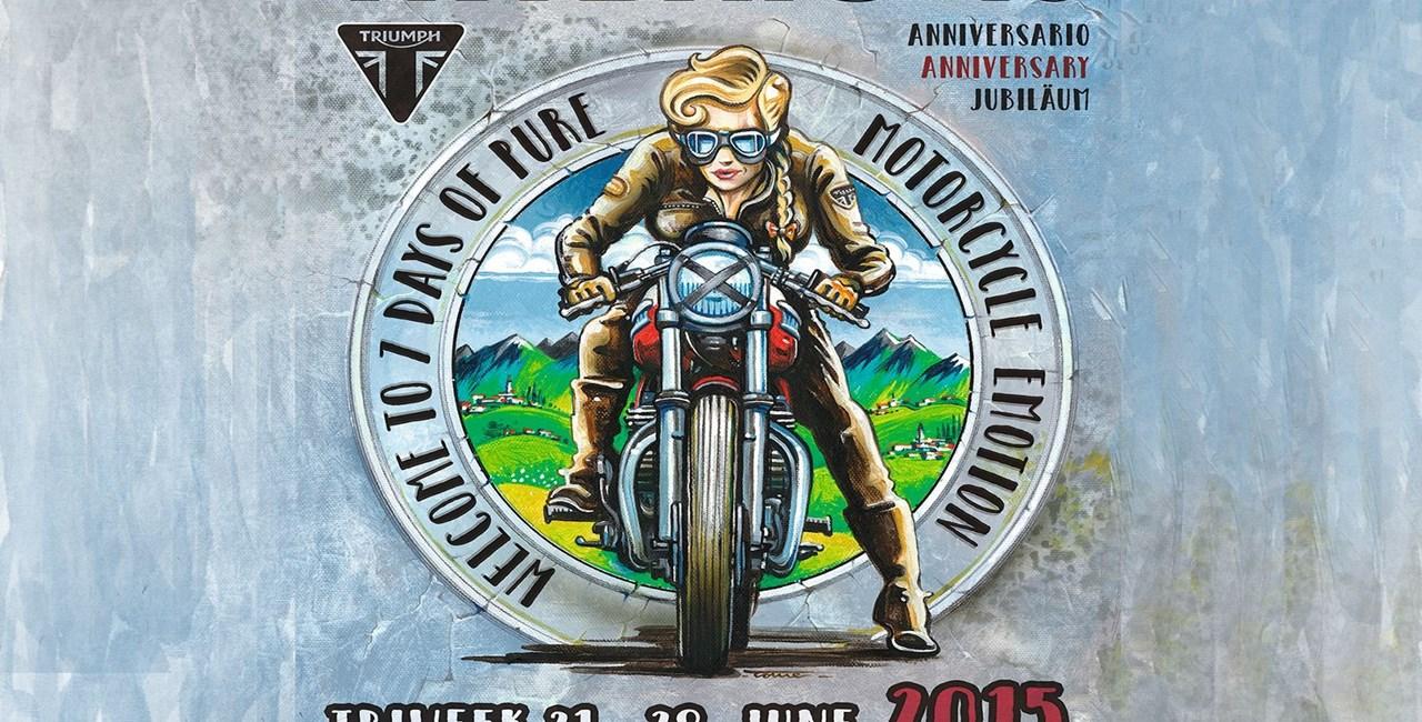 Triumph Tridays 2015