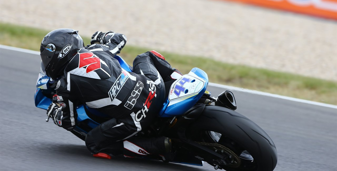 IDM Supersport Lausitzring 30./31. Mai 2015