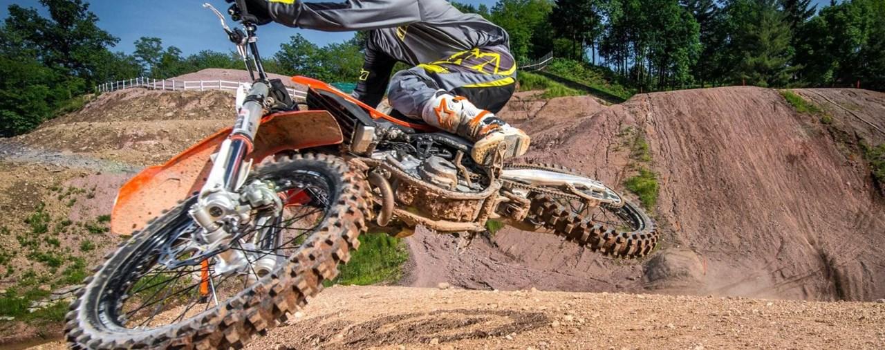 KTM SX Motocross 2016 Test