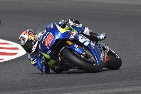 MotoGP WM Barcelona/E, 14. Mai