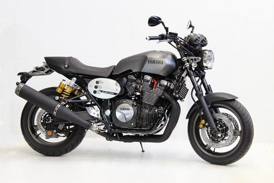 Yamaha XJR 1300 Produktprogramm