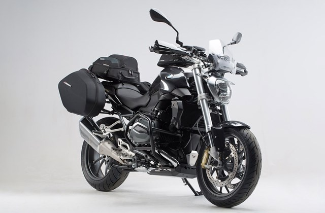 motorrad news volles ausstattungsprogramm f r die bmw r. Black Bedroom Furniture Sets. Home Design Ideas
