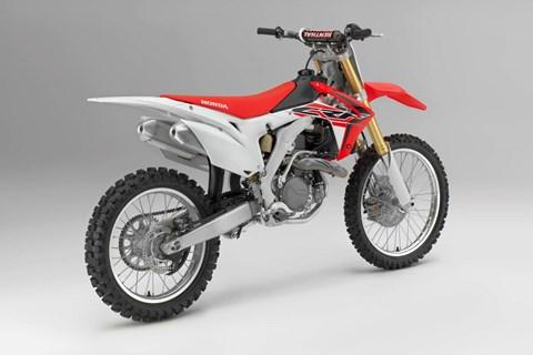 Honda CRF250R und CRF450R 2016