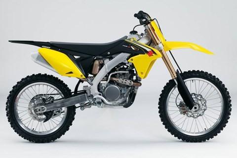 Suzuki RM-Z250 2016