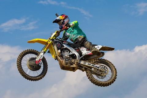 Amerikanische Motocross Meisterschaft Mount Morris, 13. Juni 201