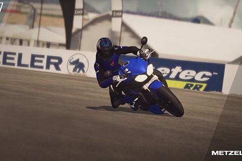 """Videospiel """"Ride"""" gibt es jetzt als Bonus zu den METZELER Reifen"""