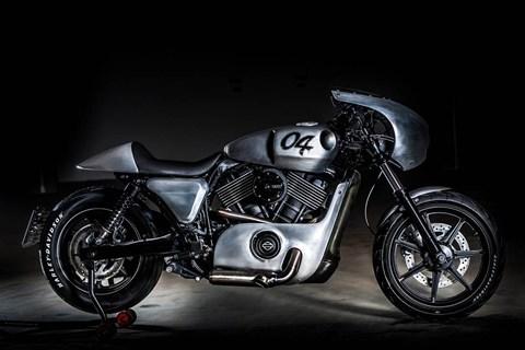 Harley-Davidson Europe krönt den Custom King