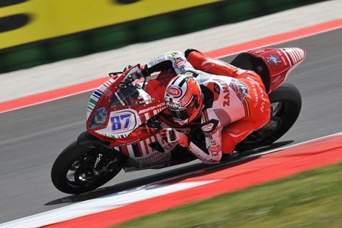 World Superbike/Supersport 2015 Misano - Runde 8