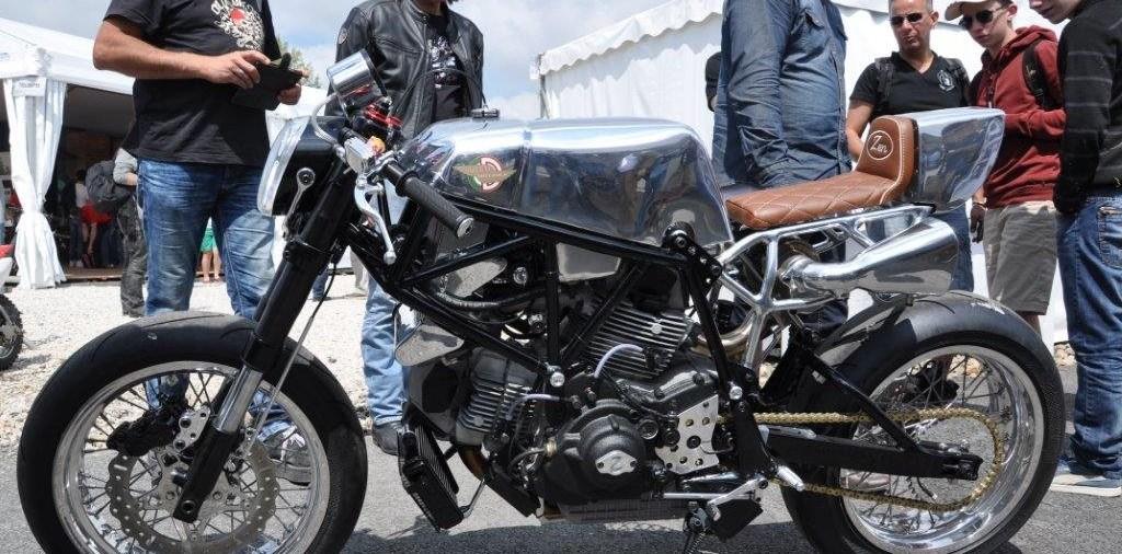 Cafe Racer Festival am 'Autodrome de Linas-Montlhéry'