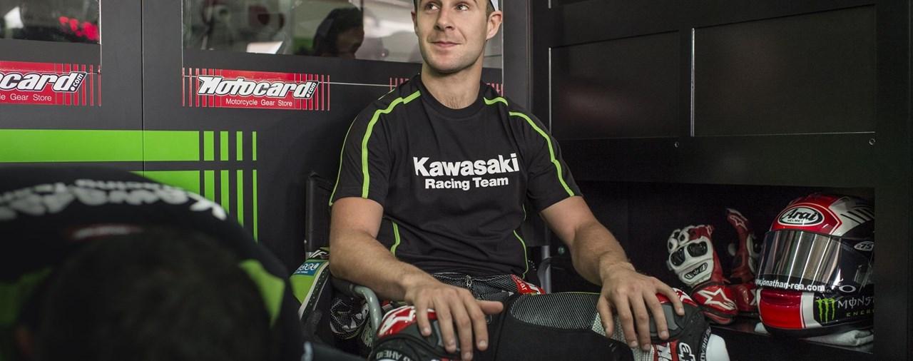 Kawasaki Racing Team- und Tom Sykes Kollektion 2015