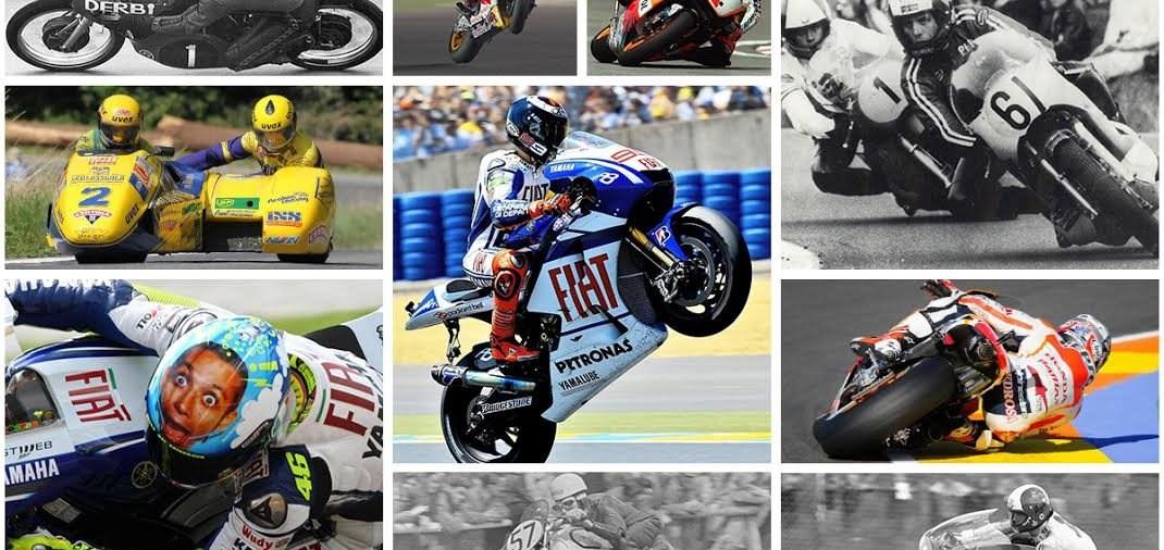 Motorrad Rennfahrer Werden