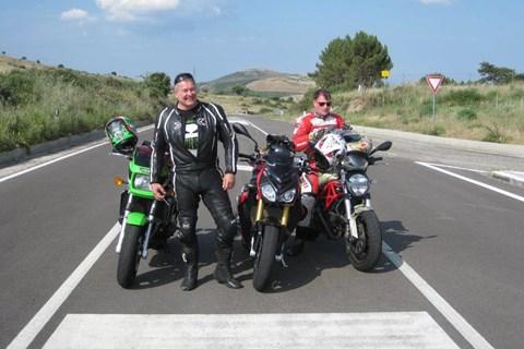 Wechseljahr Trophy in Sardinien