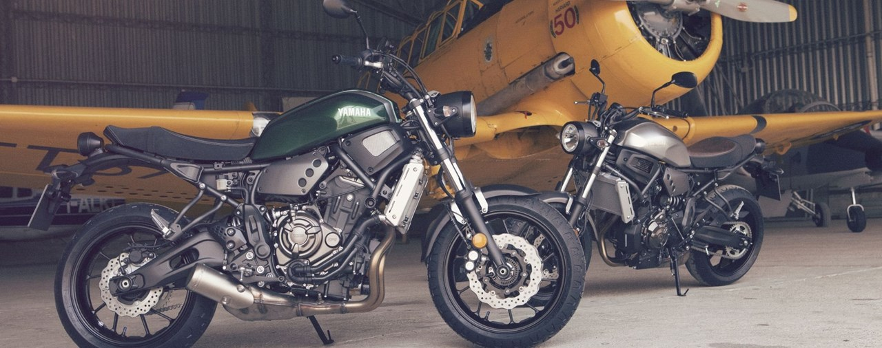 yamaha xsr700 faster sons zubeh r 2015 motorrad news. Black Bedroom Furniture Sets. Home Design Ideas