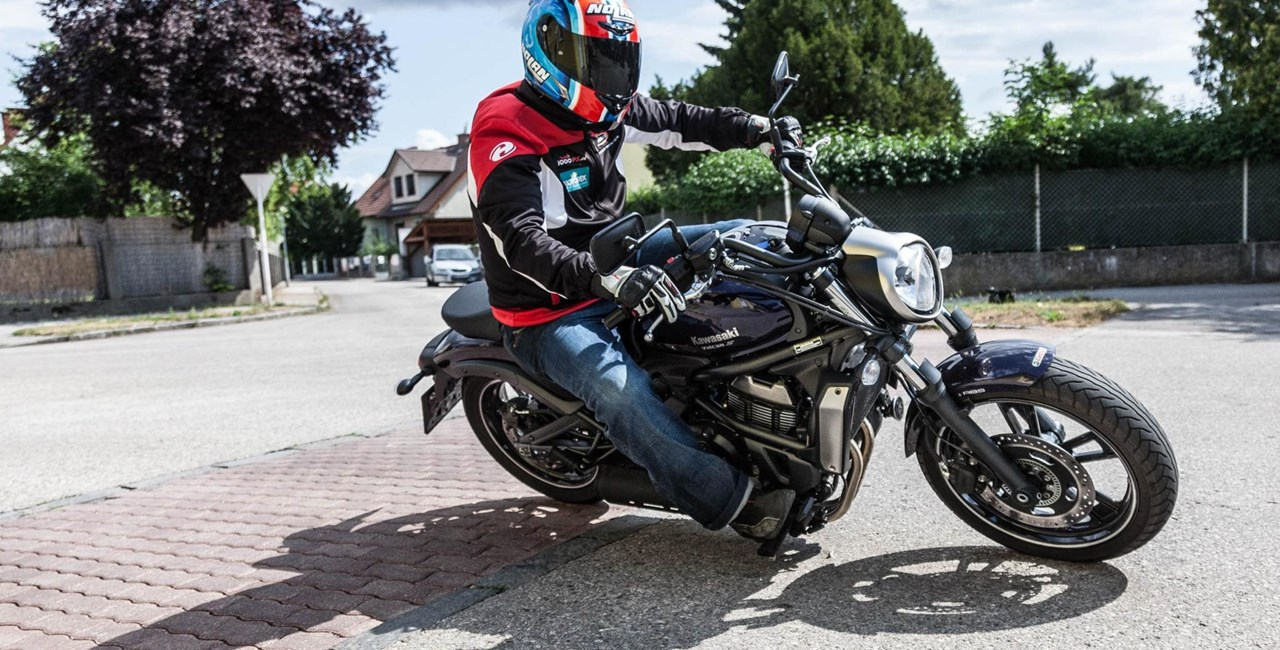 Kawasaki Vulcan S 1000PS-Test 2015