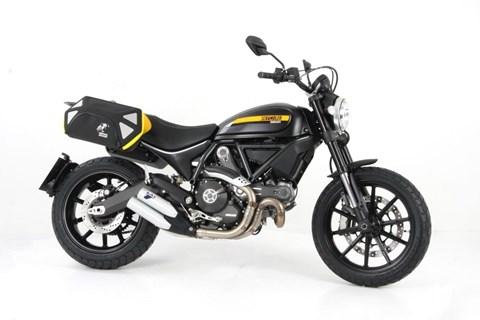Hepco & Becker präsentiert Zubehör für die Ducati Scrambler