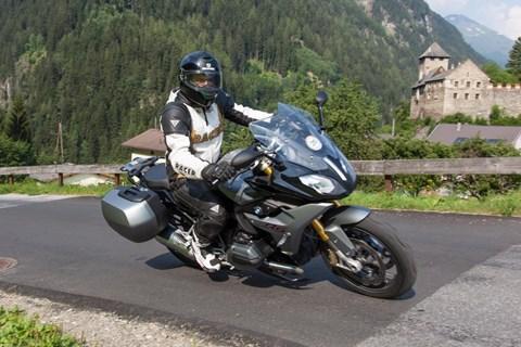 BMW Boxer Vergleich in den Alpen 2015 R 1200 R, RS, RT, GS Adv.