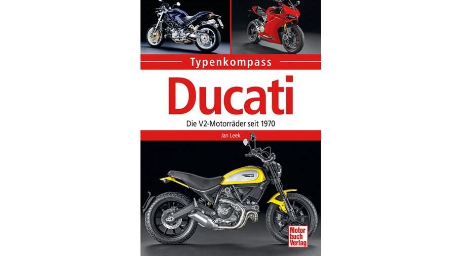 Neuheit aus dem Bereich Motorrad des Motorbuch Verlags