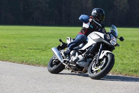Honda NC750X DCT 2015