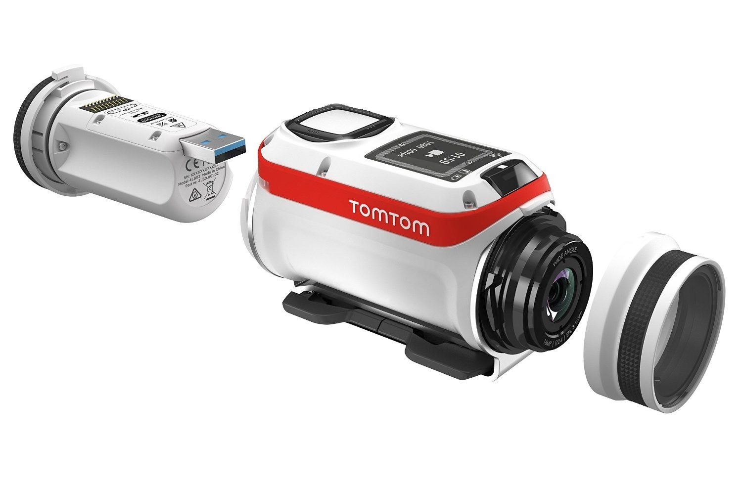 tomtom bandit actioncam test motorrad news. Black Bedroom Furniture Sets. Home Design Ideas