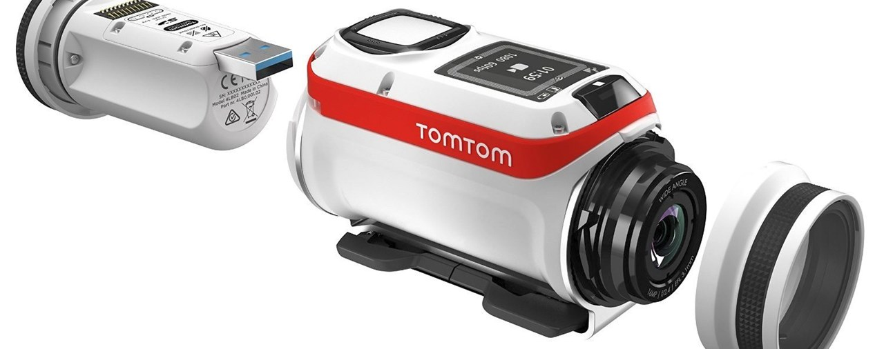 TomTom Bandit Actioncam Test
