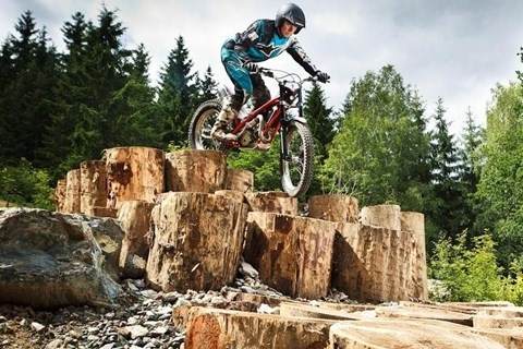 Trial Training am Red Bull Ring am 27. 9. 2015