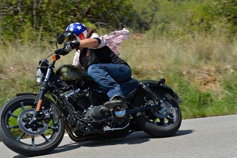 Harley-Davidson Sportster 883 Iron und 1200 48 Test 2016