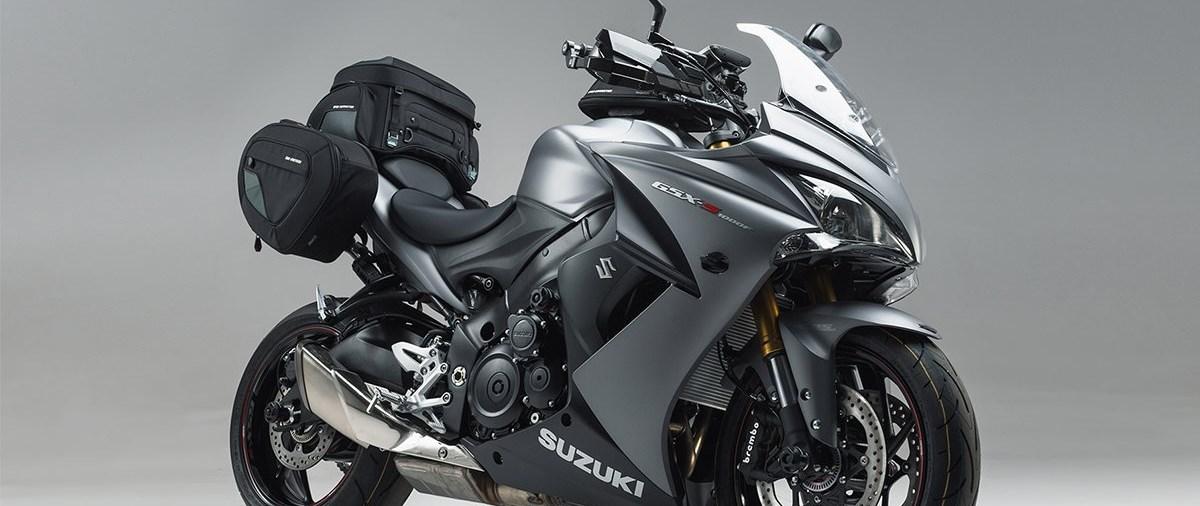 SW-MOTECH: Ausstattung für Suzuki GSX-S1000 und GSX-S1000F ...