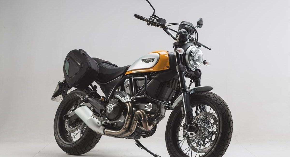 Zubehör-Überblick Ducati Scrambler