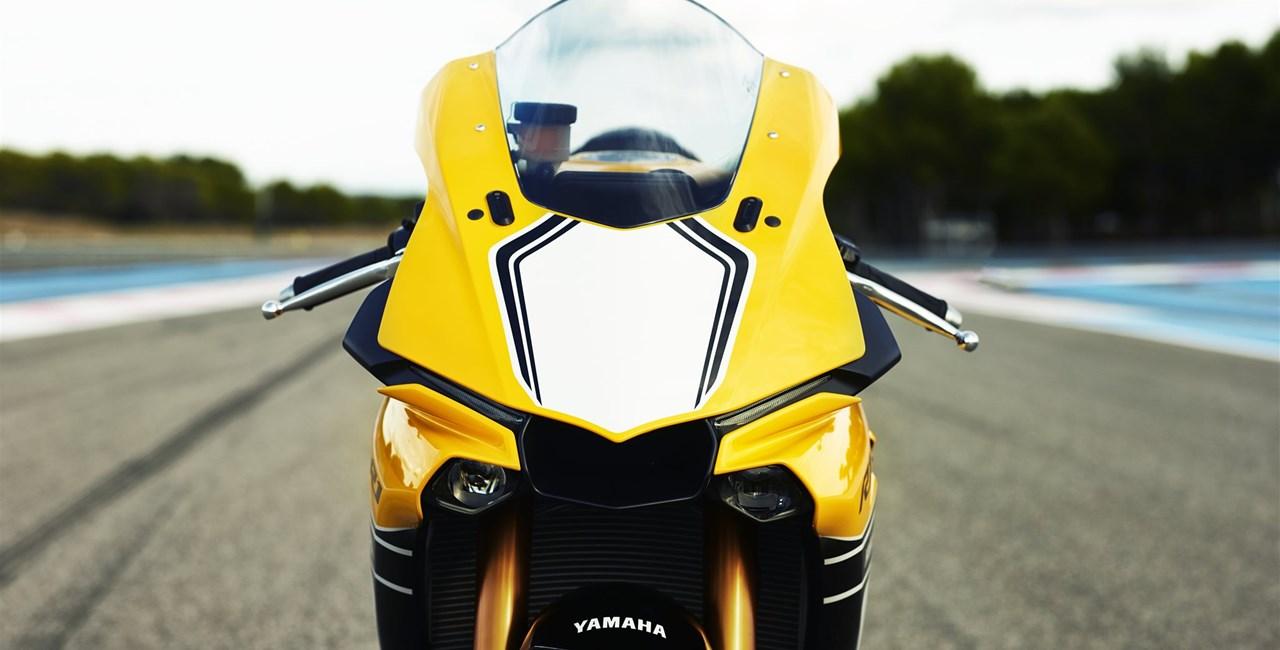 Yamaha YZF-R1 2016 60th Anniversary
