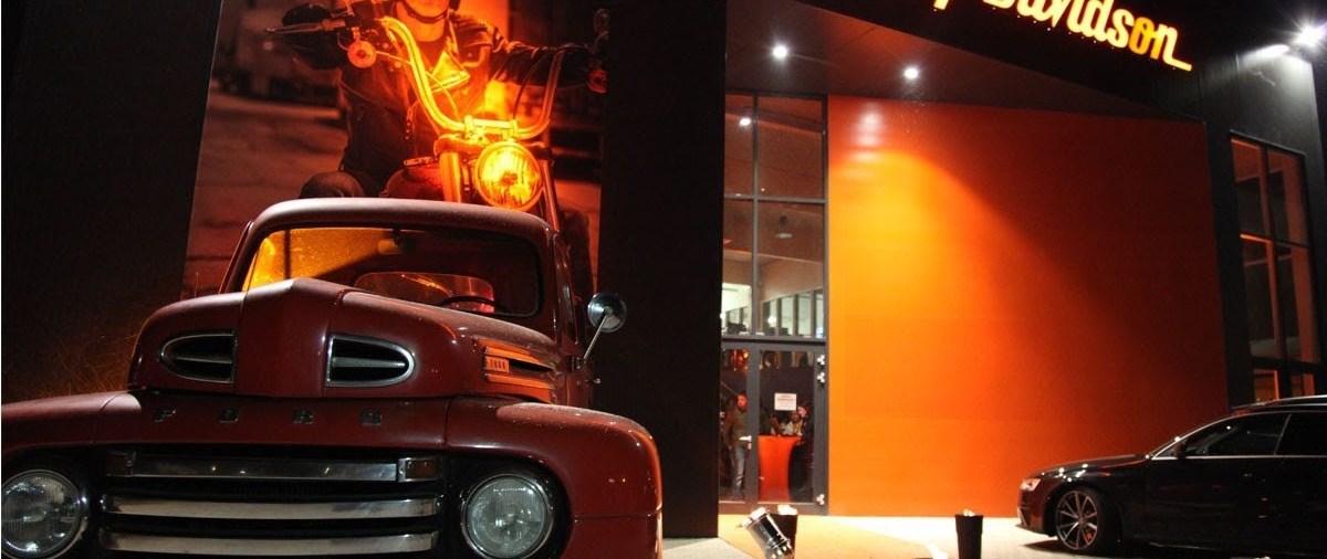 Harley Open-House 2015 im Zündwerk