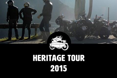 Heritage Tour 2015 - der Film