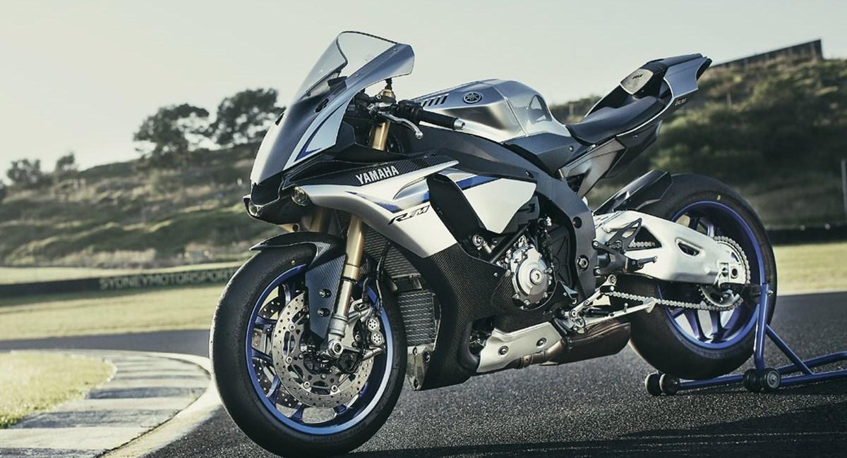 Yamaha YZF-R1M ab sofort online bestellbar