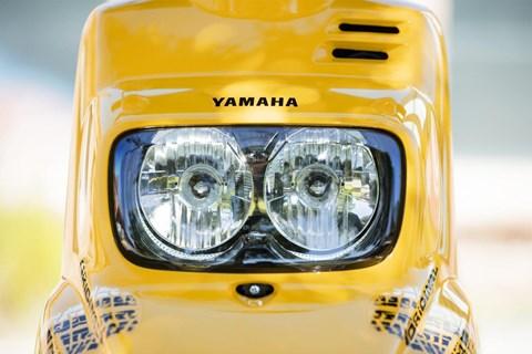 Yamaha Roller 2016