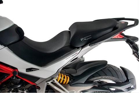 Sitzbank für die Ducati Multistrada 1200 von Touratech