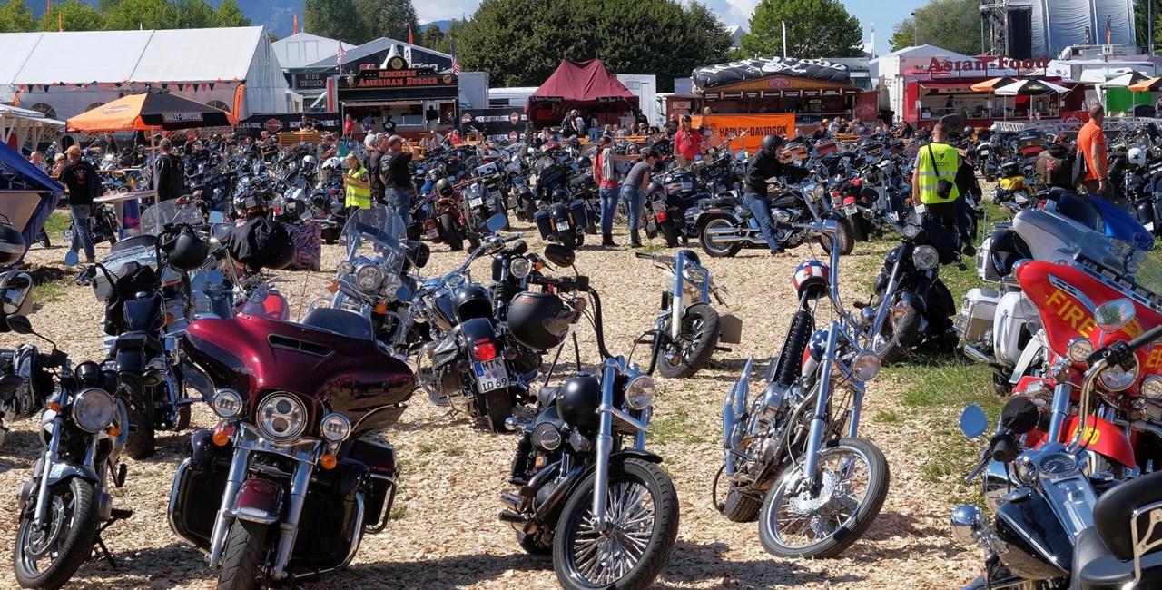 European Bike Week 2015