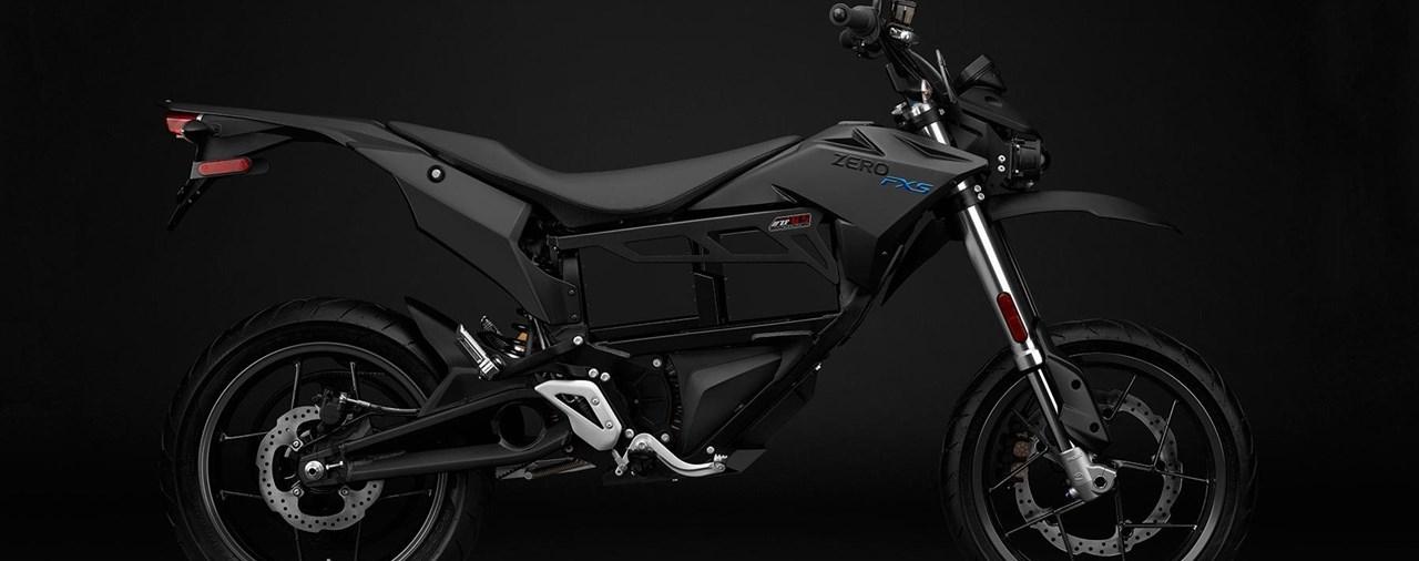 Zero Elektro-Motorräder 2016