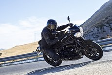 Triumph Speed Triple & Speed Triple R
