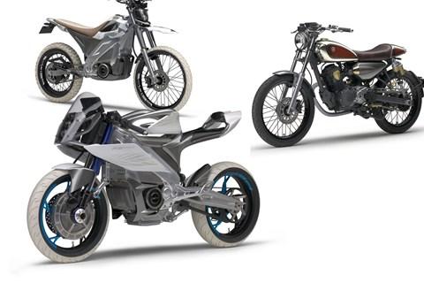 Yamaha Conceptbikes Tokyo Motor Show 2015